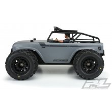 Ambush-MT Monster Truck 4x4 w/ Trail Cage, Pre-Built Roller, 1/10 Scale