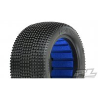 Fugitive 2.2 M4 Super Soft Off-Road Buggy Rear Tires, 2pcs, w/ Closed Cell Foam