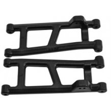 Rear A-Arms, Black, ECX kits