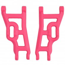 Front A-Arms, Pink, for Traxxas Slash 2wd, Electric Rustler/Stampede