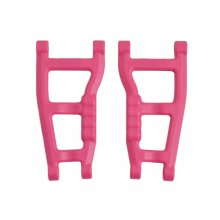 Rear A-Arms, for Traxxas Slash 2wd, Pink