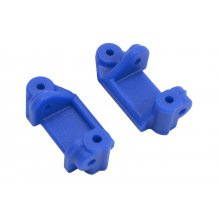 30deg Caster Blocks for Slash/Stampede/Rustler(elec only) Blue