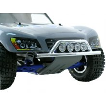 Chrome Light Canister Set, Fits RPM Slash Bumper