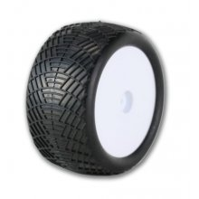 Radar Buggy Rear Tire - SuperSoft with Black Insert