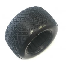 Rip Tide Stadium Truck Tire - SuperSoft with Black Insert