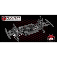 GEN8 P-A-C-K (Pre Assembled Chassis Kit) Scale 4x4 Chassis Kit