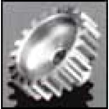 20 tooth 32 pitch pinion, 1/8th shaft