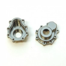 CNC Machine Aluminum Portal Drive Outer Housing-Front or Rear for Traxxas TRX-4, GunMetal