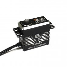 Monster Torque Brushless Servo, Black Edition 0.11sec / 902.7oz @ 8.4v