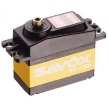 Savox 1256TG Std Size Coreless Digital Servo, .15/277