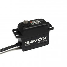 Savox Black Edition High Torque Digital Servo .09/277 @ 7.4V