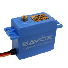 Savox Standard Waterproof  Digital Servo, 208.3 oz/in