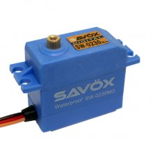 Waterproof Standard Digital Servo, MetalGear, .16/90.3 @ 6.0V