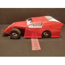 Mark5 Mid-Western Modified SC Body Kit, TLR22SCT