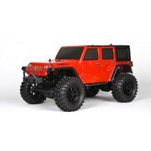 Thunder Tiger Kaiser XS Red 1/14 Scale 4x4 Off-Road Trail Truck RTR
