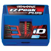 Traxxas 4Amp EZ-Peak Plus, Fast Charger, iD
