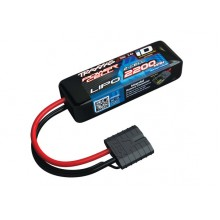 Power Cell Lipo 25C 7.4v, TRX iD connector