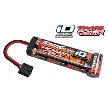7 Cell 8.4V 3000 MAH NIMH Flat Stick Pack