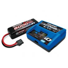Traxxas Battery/Charger Completer Pack - Single 4s