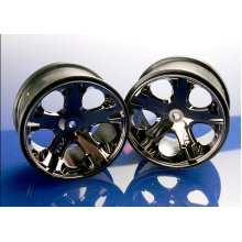 Traxxas 2.8 All Star BK Chrome Wheel