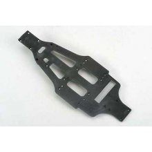 4-Tec Lower Chassis, Molded Stock part