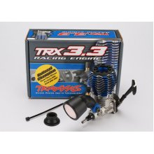 Traxxas TRX 3.3 Nitro Racing Engine, 5407, IPS Shaft W/ Recoil Starter