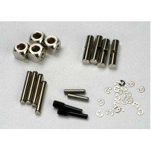U-Joints, Driveshaft, 4.5mm Cross Pin, 3mm cross pin, e-clips