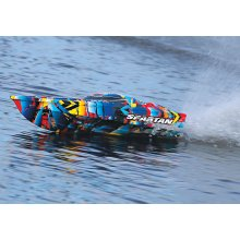 """Traxxas Spartan Brushless 36"""" Racing Boat RTR, No Batteries or Charger"""