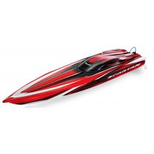 Spartan, High Performance Brushless Race Boat, RTR w/2 3s Lipos and Charger