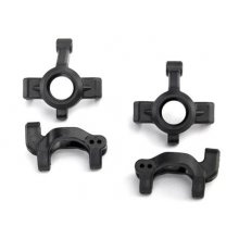 LATRAX  CASTER BLOCKS (C-HUBS) (2)/ STEERING BLOCK (2)