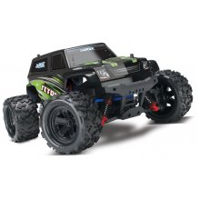 LA Trax 1/18 4wd Monster Truck, RTR, Green
