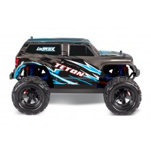 LA Trax 1/18 4wd Monster Truck, RTR, Blue