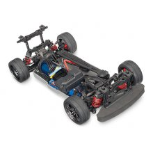 4-Tec® 2.0 VXL: 1/10 Scale AWD Chassis, 200mm wide
