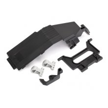 Traxxas Battery Door/ Battery Strap/ Retainers (2)/ Latch, UDR