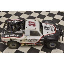 TLR 5T 1/5th Scale SC Truck, w/DX2S Radio & extra engine