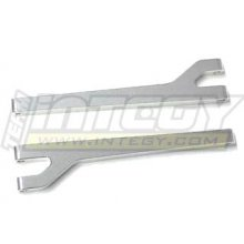 INTT7006S  Alloy Upper A-arms, SILVER