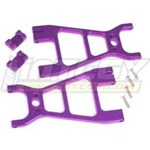 INTT7007P  Alloy Lower A-arms, PURPLE