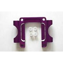 NRS4023  NRS4 Front Lower Suspension Mount, Purple