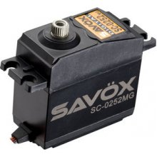 Savox Standard Metal Gear Digital Servo .19/145 @ 6.0V
