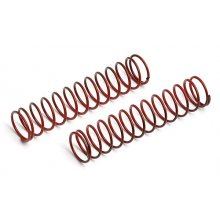 ASC7436 Rear Spring Red Buggy & Truck 3.0 lbs.